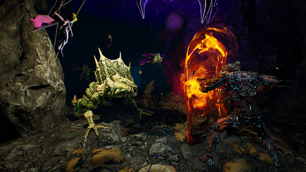 Arboria Infested Depths Early Access