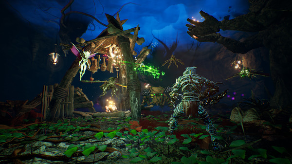 Arboria Take the Tainted Throne Early Access