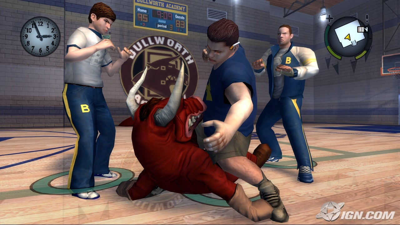 BULLY THE SCOLARSHIP EDITION-REPACK