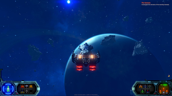 Between the Stars Early Access