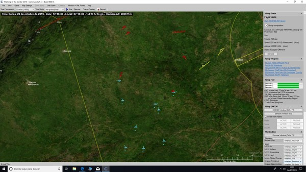 CMANO Command Live The King of the Border-SKIDROW