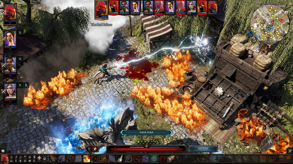 DOS 2 Definitive Edition The Four Relics of Rivellon-GOG