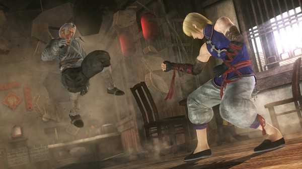 Dead or Alive 5 Last Round-RELOADED