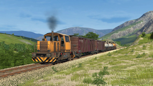 Derail Valley Early Access
