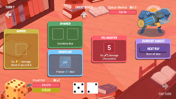 Dicey Dungeons-PLAZA