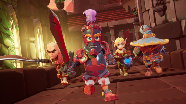 Dungeon Defenders Awakened Early Access