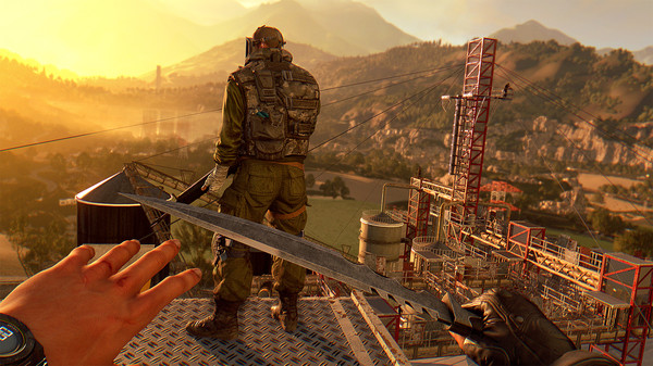 Dying Light The Following Enhanced Edition v1.17-GOG