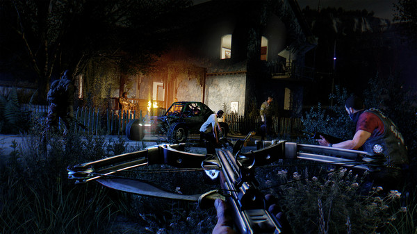 Dying Light The Following Enhanced Edition v1.24.1-GOG