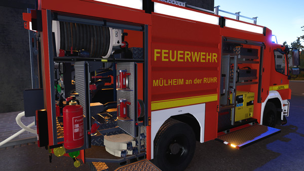 Emergency Call 112 The Fire Fighting Simulation 2-SKIDROW