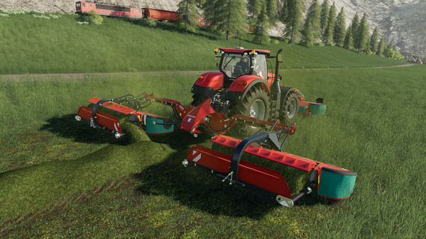 FS 19 Kverneland and Vicon Equipment Pack-CODEX