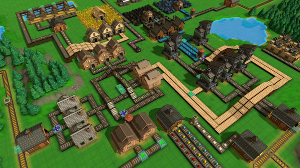 Factory Town Early Access