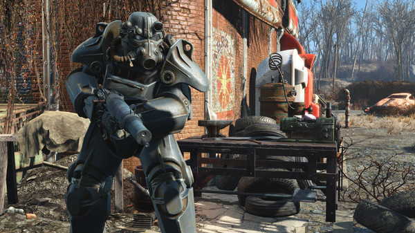 Fallout 4 High Resolution Texture Pack