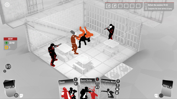 Fights in Tight Spaces Early Access