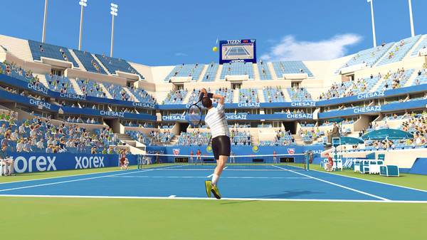 First Person Tennis The Real Tennis Simulator v2.3-SK