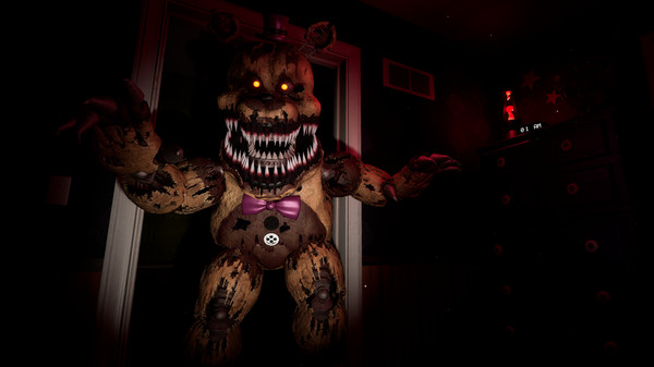 Five Nights at Freddys Help Wanted-PLAZA