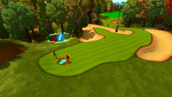 GolfTopia Let It Snow Early Access