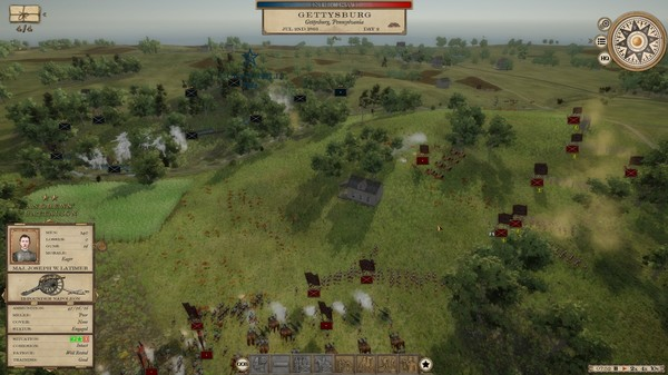 Grand Tactician The Civil War 1861-1865 Early Access