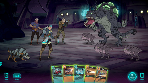 Griftlands Crush Your Enemies Early Access