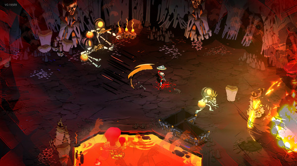 HADES Battle Out of Hell The WELCOME TO HELL EA