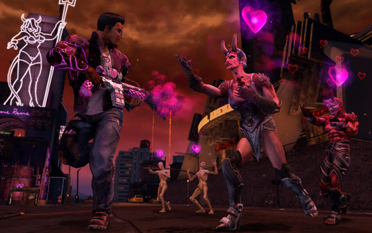 Saints Row: Gat out of Hell-Repack