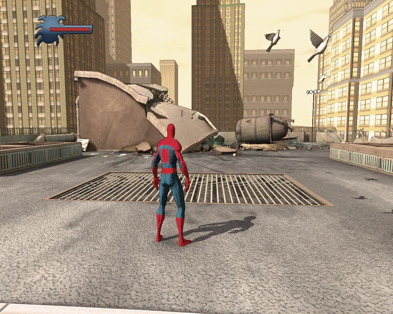 Spider-Man: Shattered Dimensions-REPACK